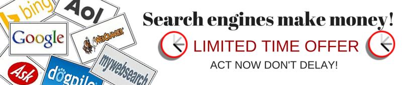 a niche Search engine makes money 6 image